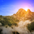 Stock Photo: Beautiful mountains in Austria