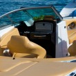 Luxury boats inside — Stock Photo #38328773