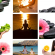 Lifestyle collage — Stockfoto #41018839