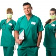 Surgery Team — Stock Photo #41730031