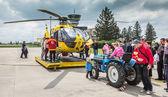 Jornada de presentación de ambulancia aérea — Foto de Stock