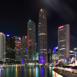 Night view of Singapore — Stock Photo #16869863