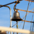 The ship's bell — Stock Photo