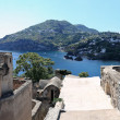 Panoramic view of coastline, Ischia Island (Italy) — Stock Photo