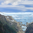 Scenic view of glacier (Norway) — Stock Photo