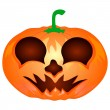 Halloween Pumpkin — Vector de stock #32350047