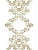 винтажные украшения элементы дизайна — Cтоковый вектор