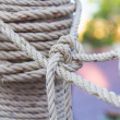 Closeup roll of rope — Stock Photo #39667821