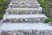 Rock Staircase — Stock Photo