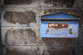 Old Thai Mail Box — Stock Photo