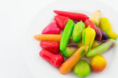 Sweet candy snack — Stock Photo