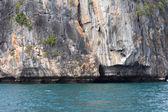 Beautiful seascape unseen Thailand — Stock Photo