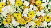Mooi boeket met bloemen — Stockfoto