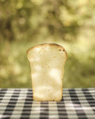 Home-cooked bread — Stock Photo