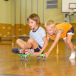 Sport Lesson — Stock Photo