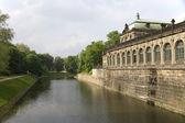 Zwinger Dresden — Stock Photo