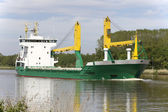 Empty Containership — Stock Photo
