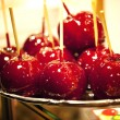 Candy apple — Stock Photo #24966217