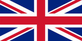 Union Jack (raster illustration) — Stock Photo