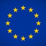 Flag of European Union — Stock Photo #20230073