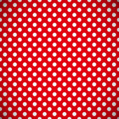 Polka dot pattern — Stock Vector