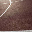 Foto de Stock  : Basketball court