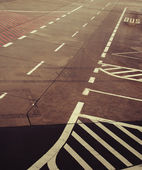 Highway Ramp — Stockfoto