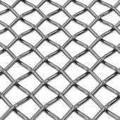 Çelik tel net yakın çekim — Stok fotoğraf