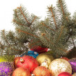 Cristmas Decorations — Stock Photo