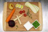Ingrédients légumes — Photo