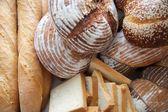 Grupa chleba — Zdjęcie stockowe