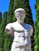 Ancient statue — Stock Photo