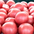 Pink tomatoes. — Stock Photo