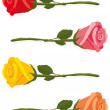Royalty-Free Stock Vector Image: Small rose