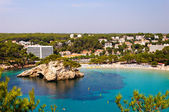 Cala Galdana beach in Menorca, Spain — Stock Photo