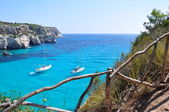 Cala Galdana, Menorca — Stock Photo