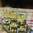 Slivovitz shots — Stock Photo #26362843