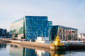 Reykjavík opera house — Stock fotografie