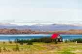 Icelandic landscape — Stockfoto