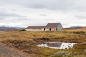 Paisagem islandesa — Fotografia Stock
