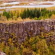 Thingvellir national park, Iceland — Stockfoto #38728123