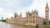 Houses of Parliament in London, England — Stock Photo