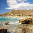 Falassarna, one of the most beautiful beaches of Crete , awarded as the best in Europe — Stock Photo #41058527
