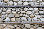 Detail of old traditional house wall from Bansko, Bulgaria — ストック写真