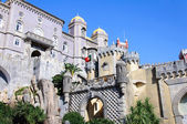 The Pena National Palace in Sintra, Portugal — Stock Photo