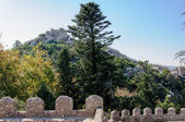 Castle of the Moors in Sintra, Portugal — Stock Photo