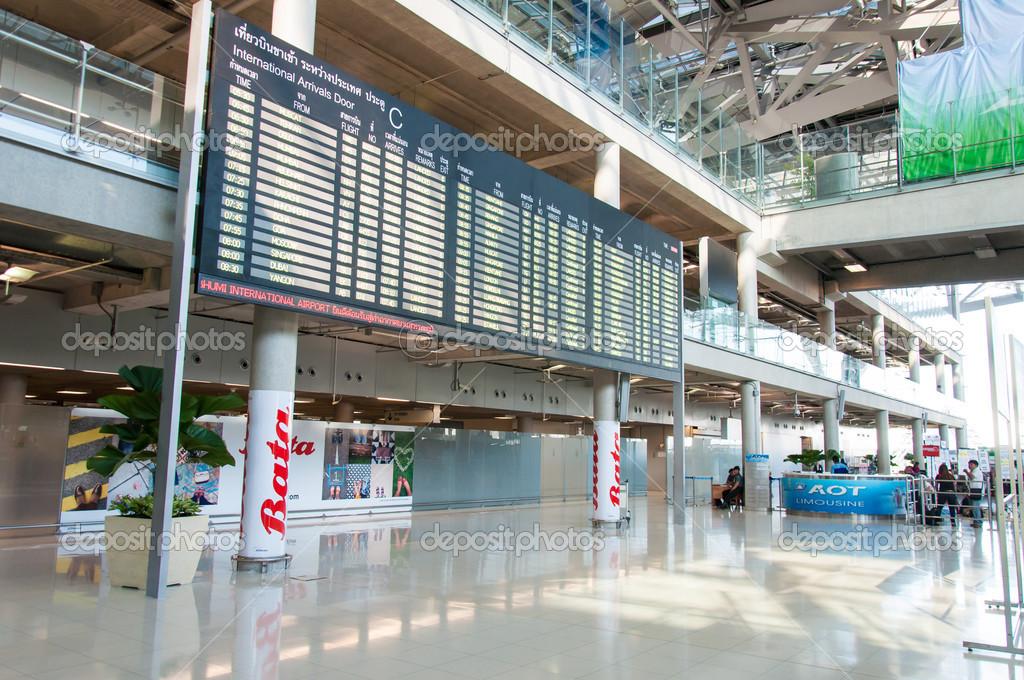 Bangkok Thailand Airport Bangkok Thailand May 22