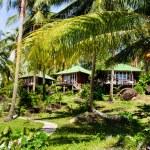 Beautiful tropical beach houses on Koh Kood island, Thailand — Stock Photo #49672033