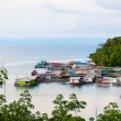 Koh Kood Island, Thailand - May 29, 2014: View of Baan AoYai Salad port and fishing village on Koh Kood Island, Thailand — Stock Photo #51201115