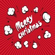 Merry Christmas backgrounds, vector illustration  — Stock Vector